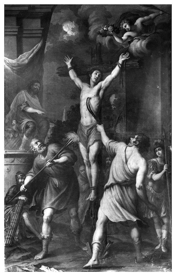 Martyrdom of Saint Vincent of Saragossa