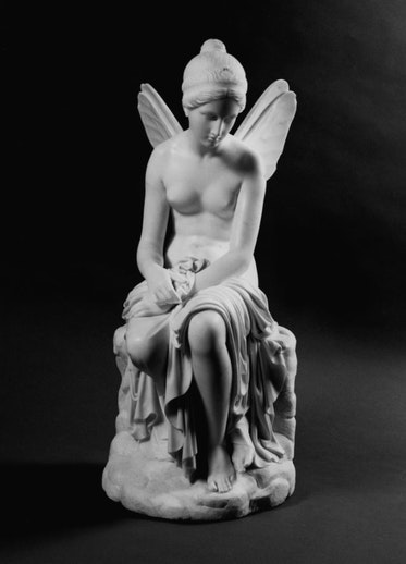 Psyche Abandoned (copy of work by Pietro Tenerani)